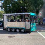 アミュプラザ電動バス1