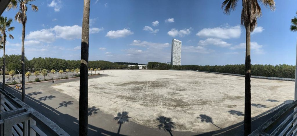 オーシャンドーム跡地2