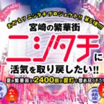 宮崎ニシタチちょうちん2400