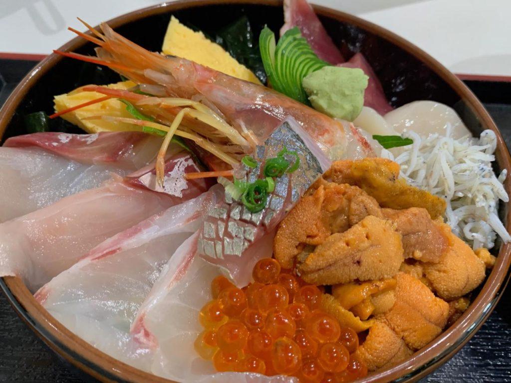 みやざき【長谷川水産海鮮丼25