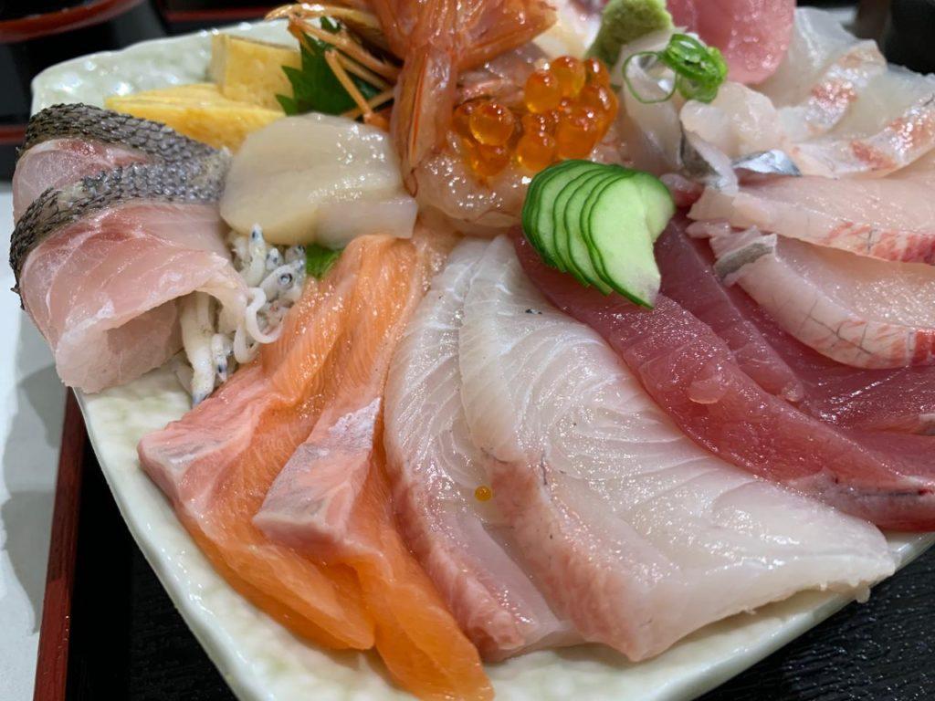 宮崎長谷川水産海鮮丼大2