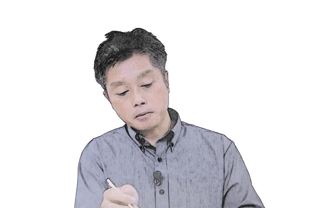 ナガノヤ社長