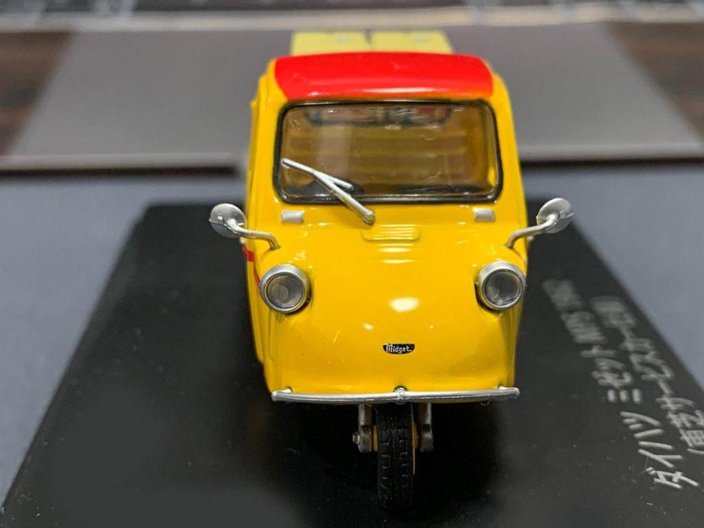 懐かしの商用車コレクションダイハツミゼット3