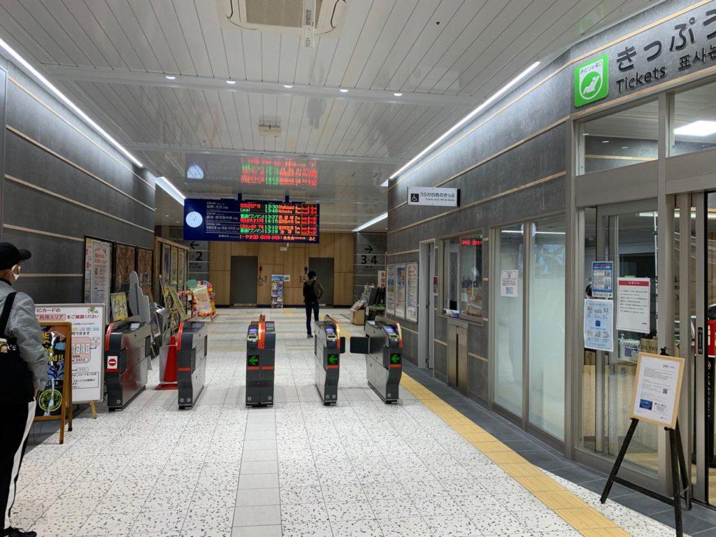 宮崎駅リニューアル9