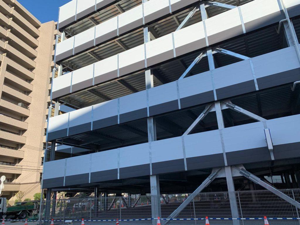 アミュプラザ宮崎きらめき駐車場