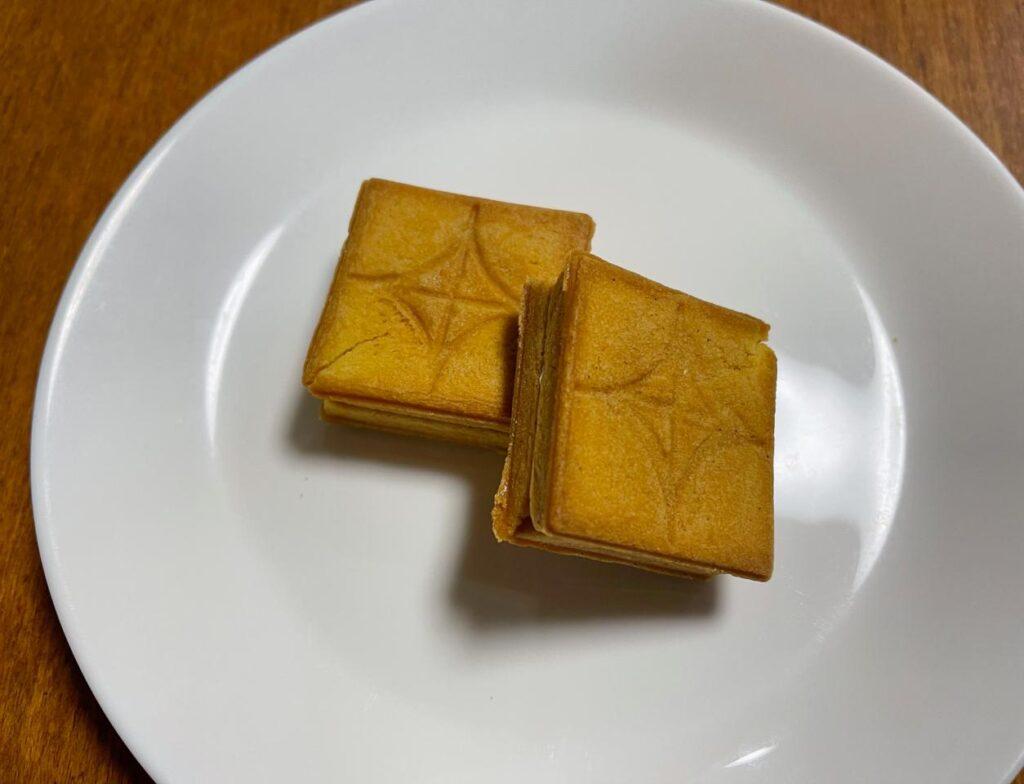 アミュプラザ宮崎プレスバターサンド