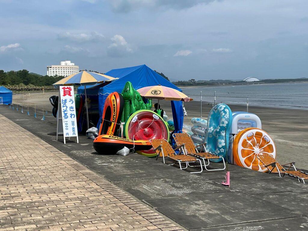 宮崎青島ビーチパーク2021